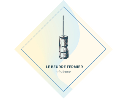 Le beurre fermier